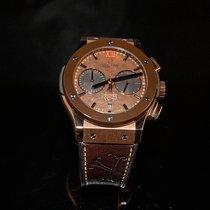 Hublot Classic Fusion Chronograph 521.OC.0589.VR.OPX14 Очень хорошее Pозовое золото 45mm Автоподзавод