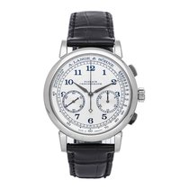 A. Lange & Söhne White gold 39mm Manual winding 414.026 pre-owned