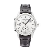 Ulysse Nardin Dual Time Steel 42mm Silver No numerals United States of America, Pennsylvania, Bala Cynwyd