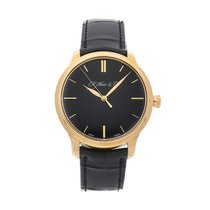 H.Moser & Cie. Endeavour Rose gold 40.8mm Black No numerals United States of America, Pennsylvania, Bala Cynwyd