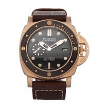 Panerai Luminor Submersible PAM 968, PAM00968 Very good Bronze 47mm Automatic United States of America, Pennsylvania, Bala Cynwyd