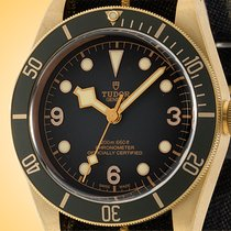 Tudor Black Bay Bronze Bronze 43mm Black Arabic numerals