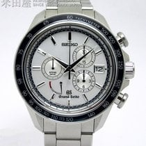 Seiko Steel 44mm Automatic SBGB001 pre-owned