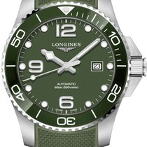 Longines Steel HydroConquest 43mm new United States of America, New York, Airmont