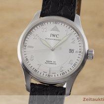 IWC Fliegeruhr Mark Stahl 38mm Silber Deutschland, Chemnitz