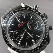 Omega Speedmaster Professional Moonwatch Ceramic Black No numerals Malaysia
