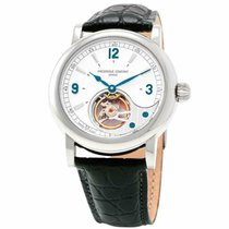 Frederique Constant Manufacture Heart Beat Steel 41mm Silver United States of America, Florida, Miami