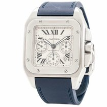 Cartier 2740 Steel 2000 Santos 100 415mm United States of America, Florida, Miami