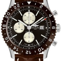 Breitling Chronoliner Steel 46mm Bronze United States of America, California, Moorpark