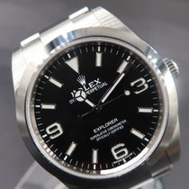 Rolex Explorer 214270 New Steel 39mm Automatic Malaysia