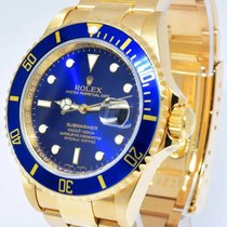 Rolex Submariner Date 16618 2006 occasion