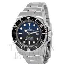 Rolex Sea-Dweller Deepsea Acero 44mm Azul
