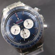 Omega Speedmaster Steel 42mm Blue No numerals Malaysia, Malaysia
