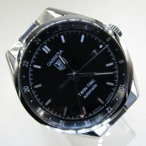 TAG Heuer Carrera Calibre 7 Steel Black