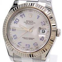 Rolex Datejust II 116334 2010 gebraucht