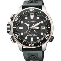 Citizen Promaster Marine Steel 46,5mm Black Arabic numerals