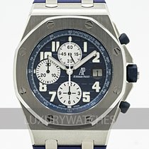 Audemars Piguet Royal Oak Offshore Chronograph Acier 42mm Bleu