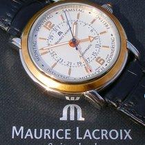 Maurice Lacroix Masterpiece Cinq Aiguilles Gold/Stahl 40mm Weiß Arabisch Deutschland, Meißen