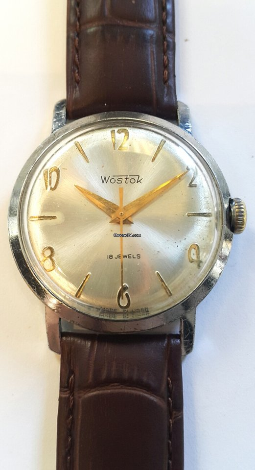 Vostok 1979 pre-owned