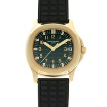 Patek Philippe Aquanaut 5066J pre-owned
