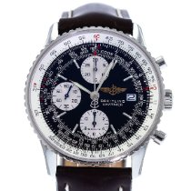 Breitling Old Navitimer Steel 41.5mm Black United States of America, Georgia, Atlanta