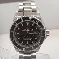 Rolex Submariner Date Steel 40mm Black No numerals United States of America, New York, New York