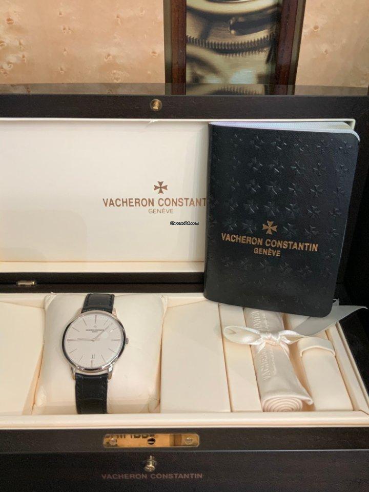 Vacheron Constantin Patrimony 85180/000G-9230 2010 pre-owned