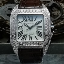 Cartier Steel Automatic W20073X8 pre-owned Malaysia