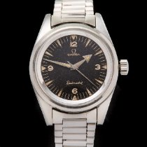 Omega Seamaster Railmaster CK2914-1 Very good Steel Manual winding