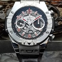 Hublot Big Bang Unico Steel 45mm Black Malaysia
