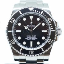 Rolex Submariner (No Date) 114060 2018 occasion