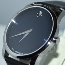 Movado Museum Staal 40mm Blauw Nederland, Vught