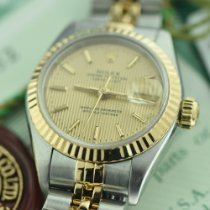 Rolex Lady-Datejust Gold/Steel 26mm Champagne United States of America, Georgia, Snellville