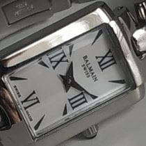 Balmain Steel 18,54mm Quartz Pierre balmain new