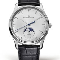 Jaeger-LeCoultre Steel 39mm Automatic Q1368420 new