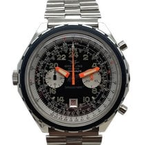 Breitling Chrono-Matic (submodel) Steel Black United States of America, Florida, Winter Park