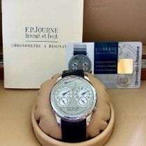 F.P.Journe Platinum 40mm Manual winding Chronometre a Resonance pre-owned United States of America, New York, New York
