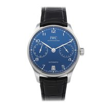 IWC IW5007-10 Steel Portuguese Automatic 42.3mm pre-owned United States of America, Pennsylvania, Bala Cynwyd