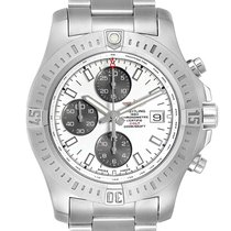 Breitling Colt Chronograph Automatic Steel 44mm White United States of America, Georgia, Atlanta