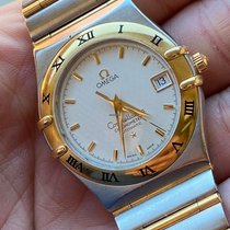 Omega Constellation 1202.30.00 Very good Gold/Steel 36mm Automatic