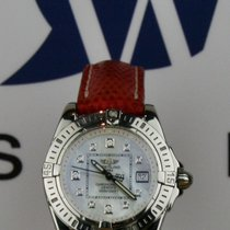 Breitling Cockpit Lady Steel 32mm Mother of pearl