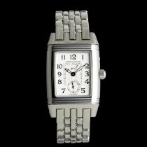 Jaeger-LeCoultre Reverso Duetto pre-owned 25mm Silver