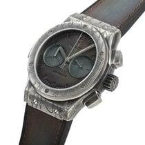 Hublot Classic Fusion Chronograph neu 2019 Automatik Uhr mit Original-Box und Original-Papieren 521.NX.05IB.VR.BER19