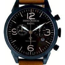 Zeno-Watch Basel Vintage Line Negro