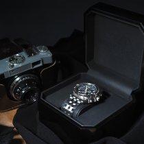 Breitling подержанные Автоподзавод 40mm Чёрный Сапфировое стекло
