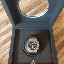 Hublot Big Bang 44 mm nouveau 2020 Remontage automatique Chronographe Montre avec coffret d'origine et papiers d'origine 301.SX.1170.RX