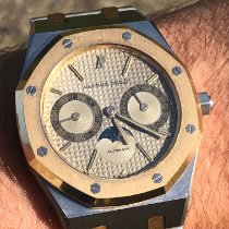 Audemars Piguet Royal Oak Day-Date Gold/Stahl Grau