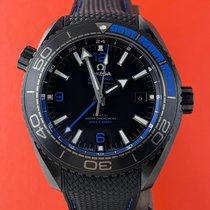 Omega Seamaster Planet Ocean Керамика 45.5mm Чёрный Aрабские