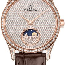 Zenith Elite Ultra Thin Roségold 33mm