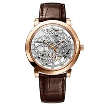 Harry Winston Midnight MIDAHM42RR001 New Rose gold 42mm Automatic